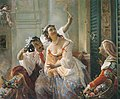 Orlov P N Rimskij karnaval.jpg