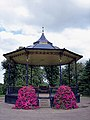 Ornamental bandstand in Castle Park - geograph.org.uk - 545315.jpg