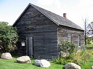 Oro-Medonte - Image: Oro African Methodist Episcopal Church 1