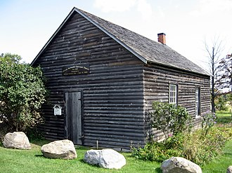 Oro-Medonte - Oro African Methodist Episcopal Church National Historic Site