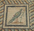Orpheus mosaic from the dining room of a Roman private house at Miletus, first half of 2nd century AD, Pergamon Museum (8405905230).jpg