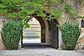 Orval - Abtei von Orval - Innenhof-Pforte - Neubau - Zisterzienserkloster - 09.jpg