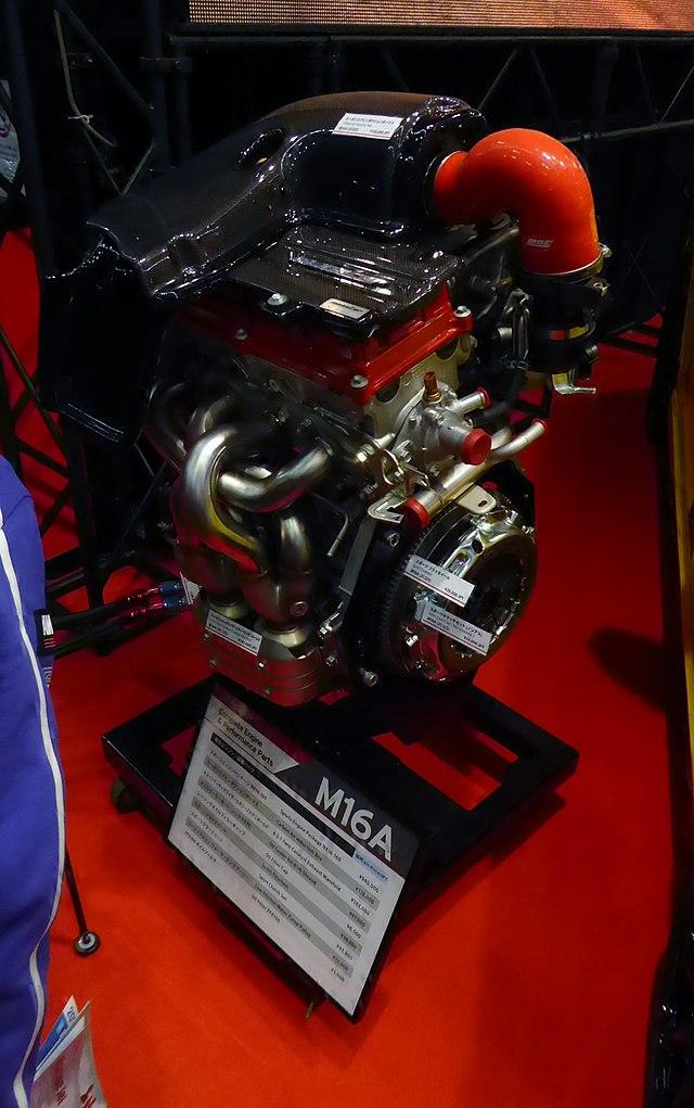 Suzuki M engine - Wikiwand
