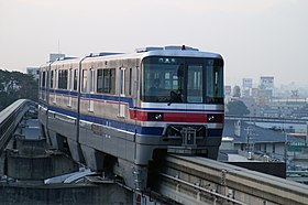 Image illustrative de l'article Monorail d'Osaka