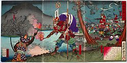 道明寺之战