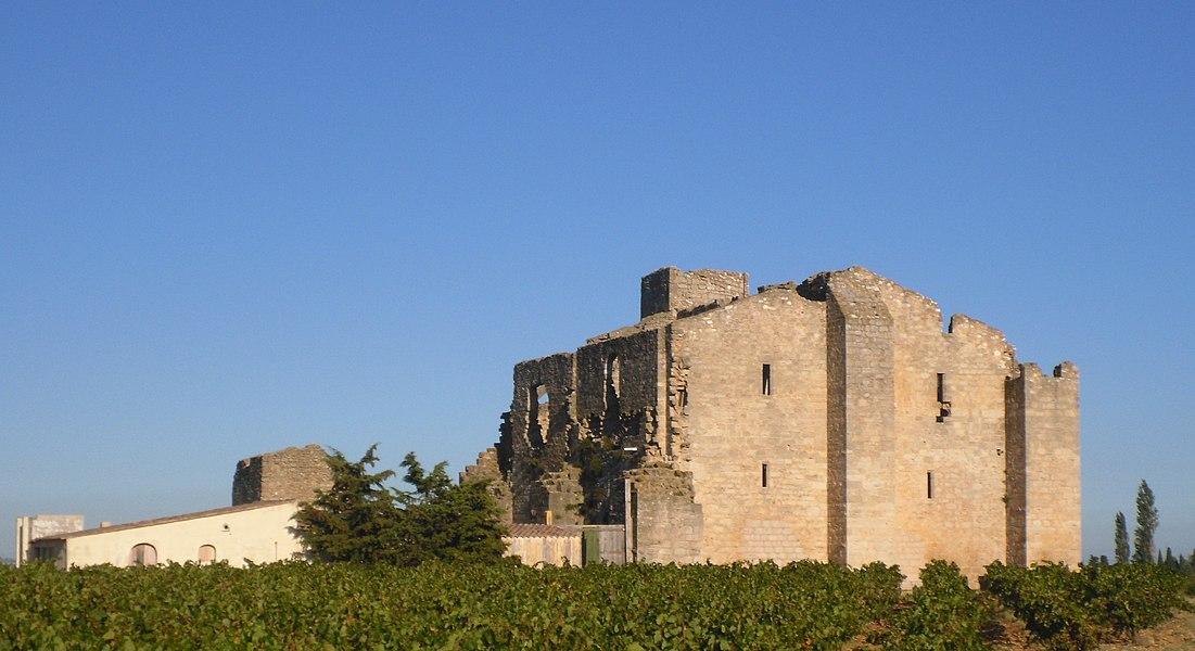 Grange cistercienne Fontcalvy à Ouveillan