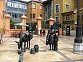 Oviedo Straßenplastik1.jpg