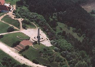 Pákozd Place in Fejér, Hungary