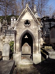 Tomb of André
