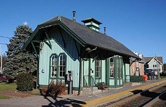 Park Ridge, New Jersey - Park Ridge Station