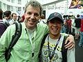 PAX 2009 - Fan with Larry Hryb (3898772325).jpg