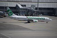 PH-HXA - B738 - Transavia