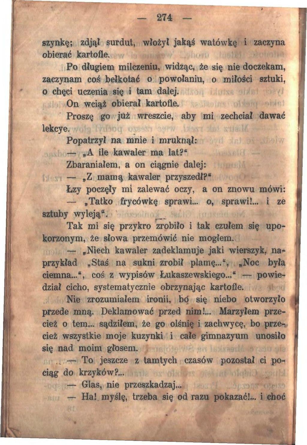 Stronapl Władysław Stanisław Reymont Komedyantkadjvu286