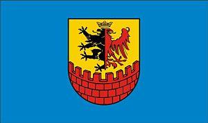 Bydgoszcz County - Image: POL powiat bydgoski flag 2