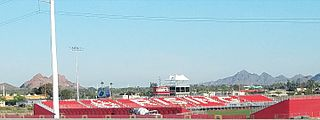 Casino Arizona Field Soccer stadium