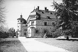 Pałac w Reptach. Narodowe Archiwum Cyfrowe 1937 01