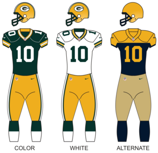 Green Bay Packers National Football League franchise in Green Bay, Wisconsin
