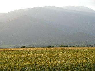 Mount Paiko - A view of Mount Paiko.