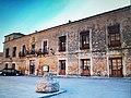 Palacio de Gil Ramirez de Arellano y de los Marqueses del Moscoso en Villaescusa de Haro. Cuenca. Siglo XVII.jpg