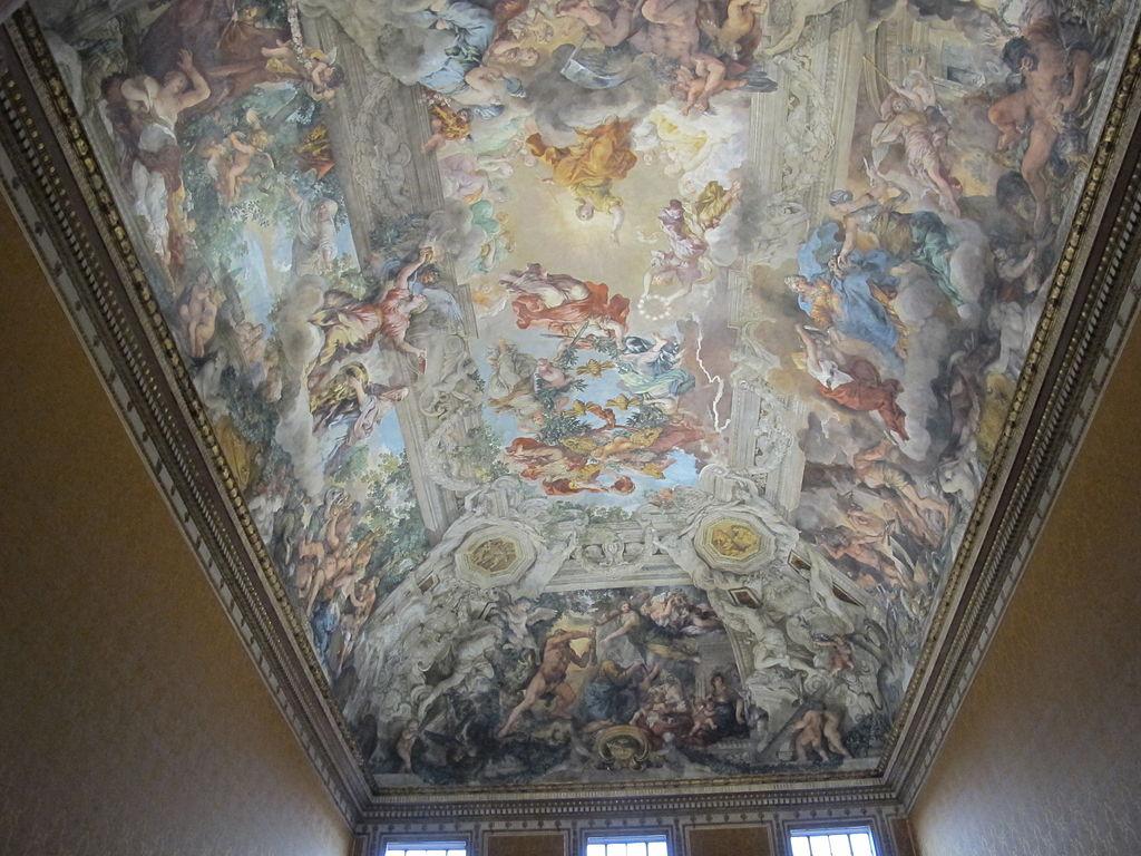 фреска рим