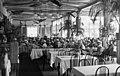 Paluujuhlat Pariisin olympialaisista palanneille urheilijoille Kaivohuoneella (18, tai 21.7.1924) - - hkm.HKMS000005-km0036ek.jpg