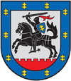 Coat of arms of Panevēžas apriņķis