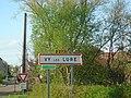 Panneau entrée Vy lès Lure.JPG