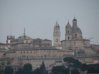 Macerata Comune in Marche, Italy