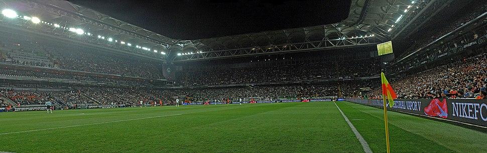 Panoramio - V&A Dudush - ŞÜKRÜ SARACOĞLU STADIUM