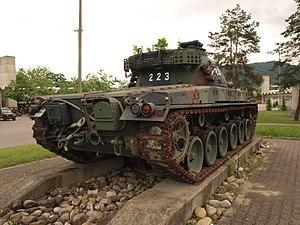 Panzer 68 - Image: Panzer 68 slash 88 pic 04