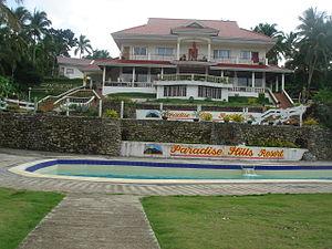 Sierra Bullones, Bohol - Image: Paradisehills
