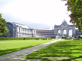Image illustrative de l'article Parc du Cinquantenaire