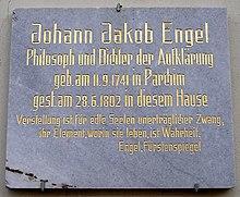 Gedenktafel in Parchim (Quelle: Wikimedia)