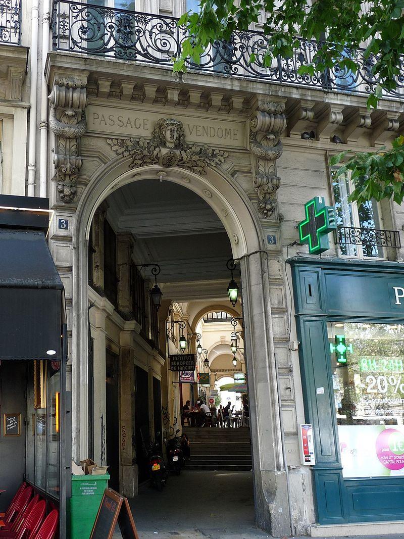 Passage Vendôme
