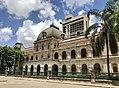 Parliament House, Brisbane, Botanic Gardens facade 02.jpg