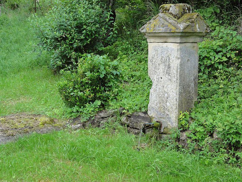 Parroy (M-et-M) fontaine
