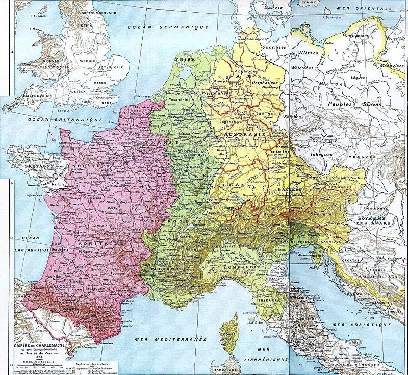 https://upload.wikimedia.org/wikipedia/commons/thumb/4/42/Partage_de_l%27Empire_carolingien_au_Trait%C3%A9_de_Verdun_en_843.JPG/800px-Partage_de_l%27Empire_carolingien_au_Trait%C3%A9_de_Verdun_en_843.JPG?1583590334522