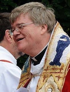 Jeffrey John Dean of St Albans; Bishop-designate of Reading; British Anglican priest