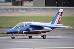 Patrouille de France Alpha Jet - RIAT 2008 (2770584082).jpg