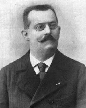 Paul Auguste Hariot - Paul Auguste Hariot (ca. 1900)