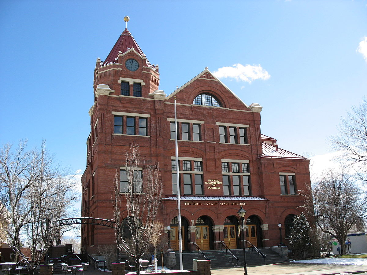 carson historic state nevada building wikipedia paul laxalt office places constitution place national nv marriage wiki