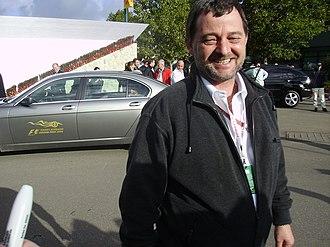 Paul Stoddart - Image: Paul Stoddart F1GP2006