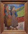 Paul gauguin, due ragazze bretoni al mare, 1889.JPG