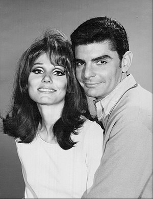 Paula Prentiss - Prentiss and Benjamin as the stars of He & She in 1967