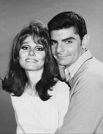 Paula Prentiss - Prentiss and Benjamin as the stars of He & She in 1967