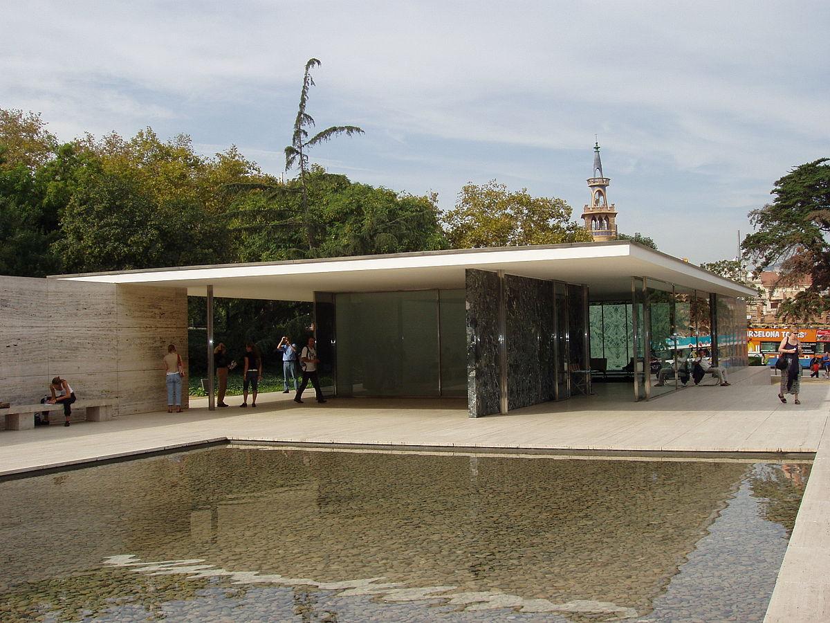Premio mies van der rohe wikipedia for Architettura contemporanea barcellona