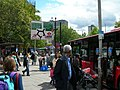Pavement on London Road, Elephant and Castle. - geograph.org.uk - 430382.jpg