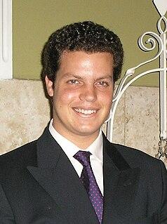 Prince Pedro Luiz of Orléans-Braganza Brazilian prince