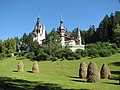 Peles Castle panoramic view 2.jpg
