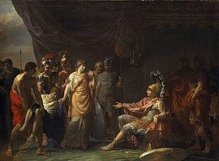 Alexandre et Timoclée